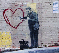 Banksy Heart Doctor